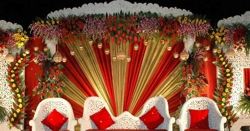 Wedding decorations wedding stage decorations ideas pictures for 4 h decoration ideas