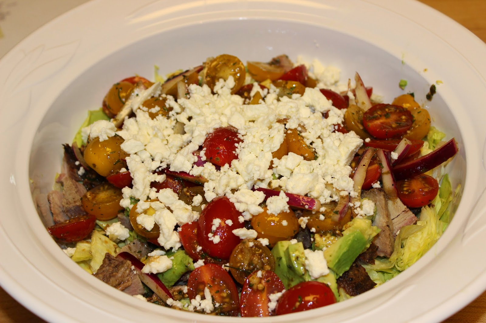 Front Range Fork And Cork: Quick Marinated Cherry Tomato Salad, S ...