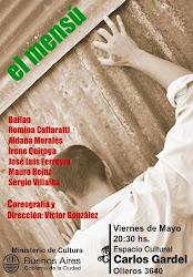 El Mensú - obra de teatro de Victor Gonzalez