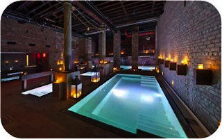 SEPI DESIGNS Luxury Spa AIRE Ancient Baths Opens In Tribeca