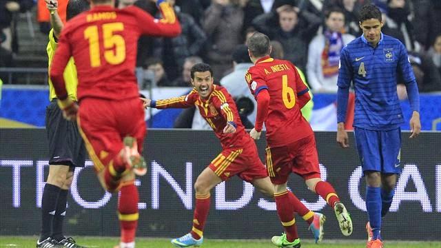 Prediksi Slovakia vs Spanyol