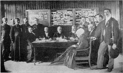 O Bureau Médico começou a analisar casos no século XIX