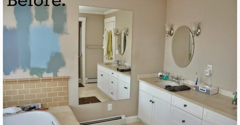 Ma maison au naturel astuces pour r nover une salle de for Renover une petite salle de bain
