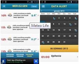 weather life forecast application android