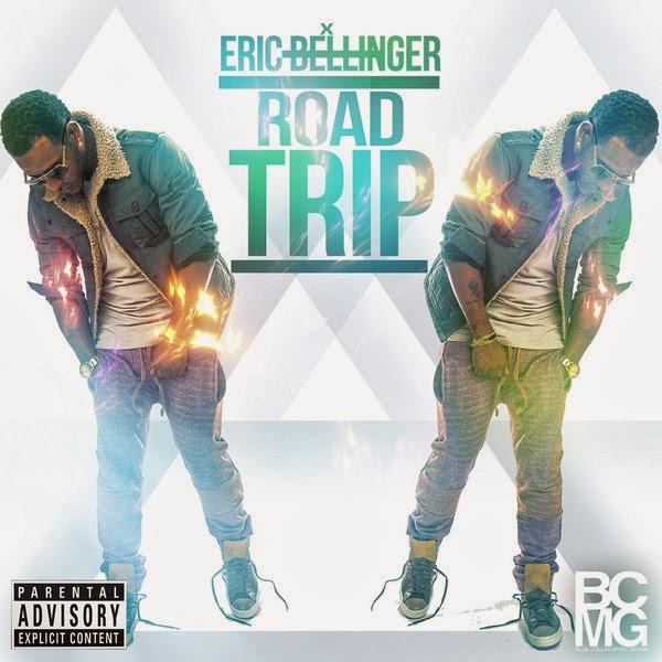 Eric Bellinger - Road Trip - Single Cover