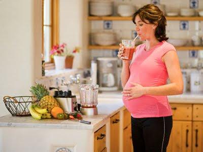 Makanan Baik Untuk Ibu Yang Hamil Muda