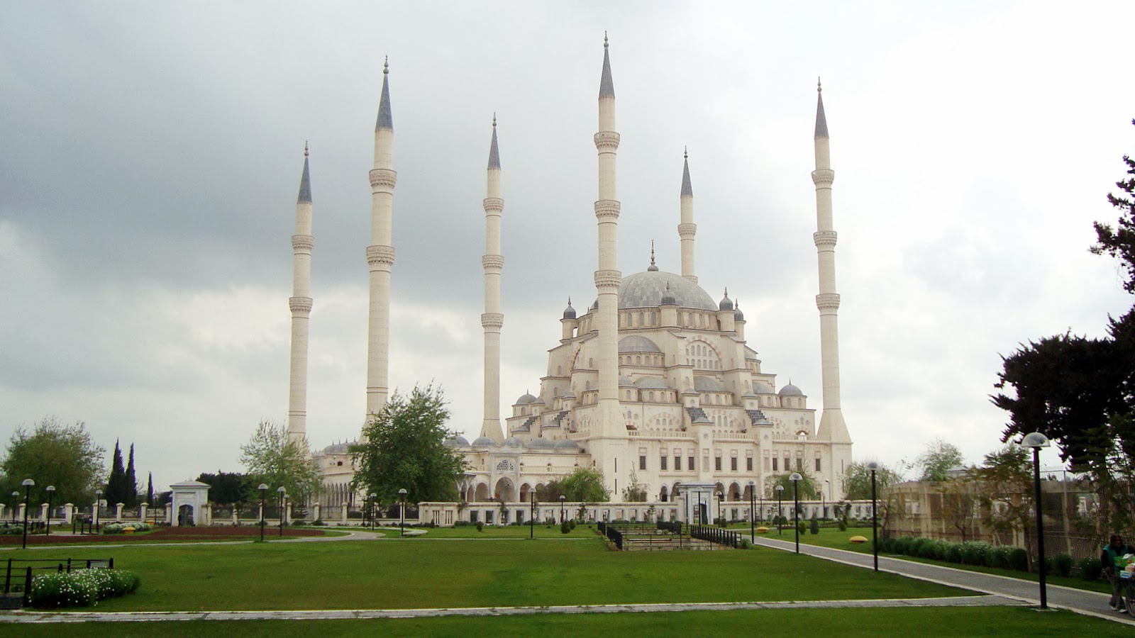 Architecture, Blue Mosque, Building, Islam, Istanbul, Largest Mosque in Turkey, Mosque, Muslim, News, Religion, Sabancı Merkez Camii, Sabanci Mosque, Turkey,