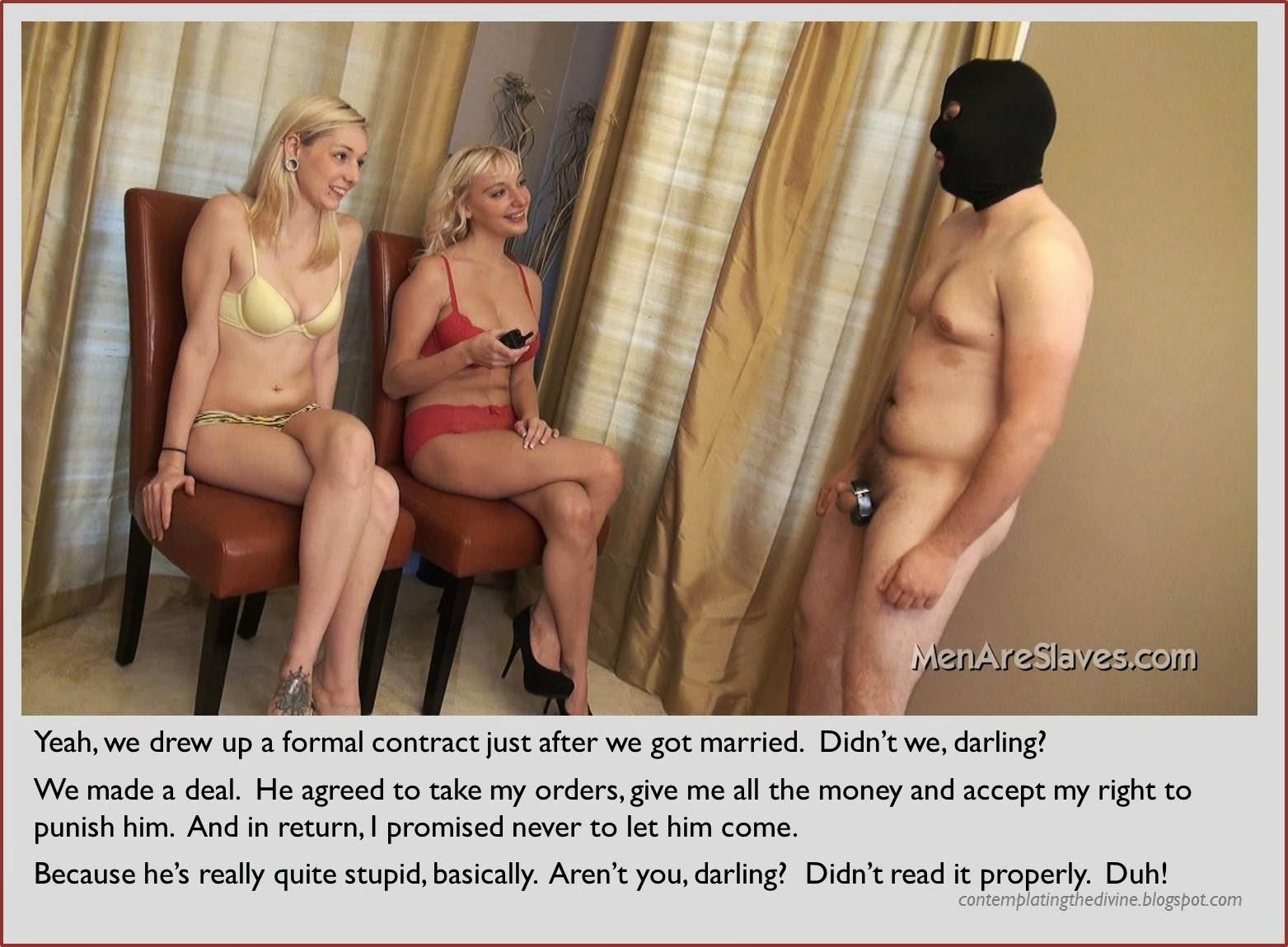 Stupid slave tricks
