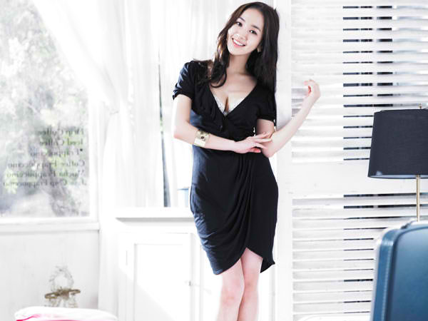 park min young 박민영 sexy for solb photoshoot