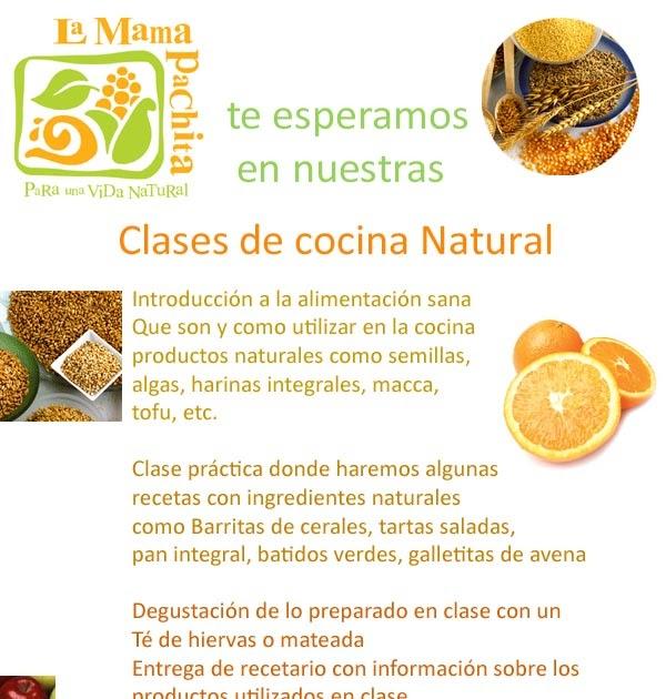 La mamapachita curso de cocina zona norte for Cursos de cocina en badajoz