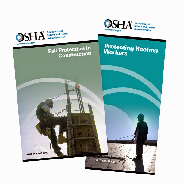 Osha Releases Two Fall Protection Publications Ehs Works