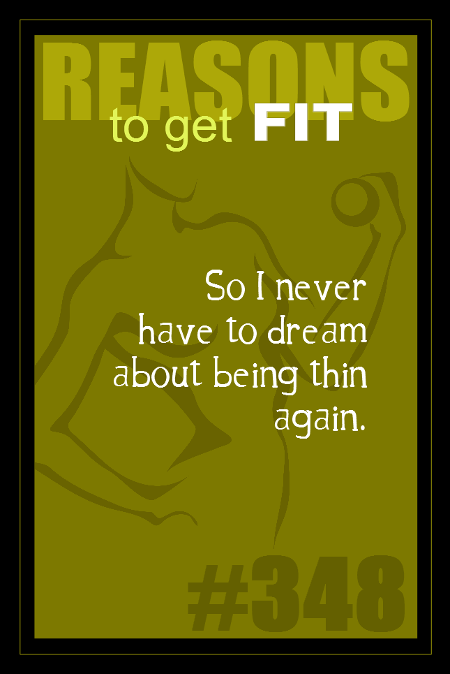 365 Reasons to Get Fit #348