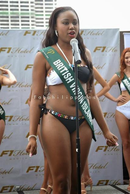 miss earth 2013 swimsuit british virgin islands3 Miss Earth 2013