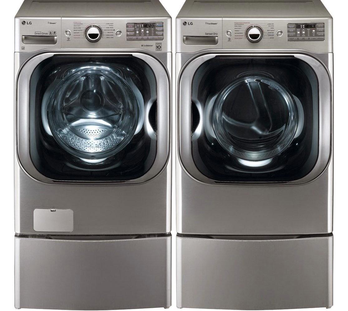load youtube installation dryer and front washer lg watch pedestal samsung pedestals