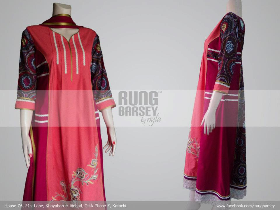 Rung Barsey by Nyla 2012 Collection