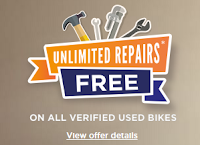 CredR : Get Unlimited Repairs Free for 2 years on every Used Bike : BuyToEarn