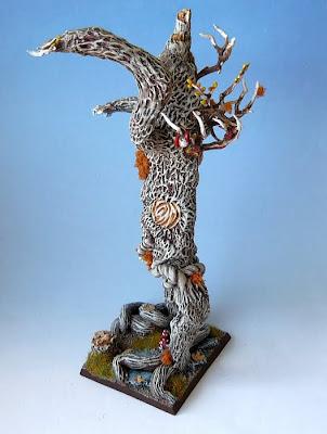 elves - Skavenblight's Wood Elves - Page 3 Dzewo4
