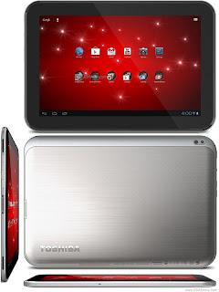 Toshiba Excite 10 AT305 Harga Spesifikasi