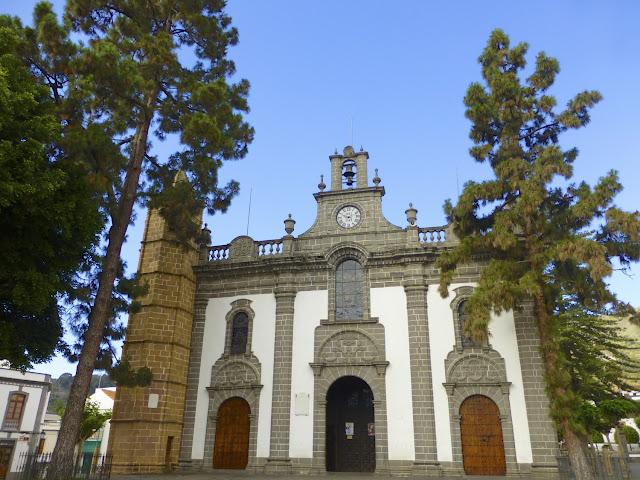 Iglesia de la Virgen del Pino, Teror