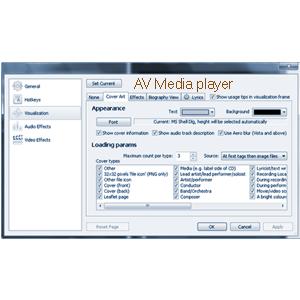AV Media Player Morpher Plus