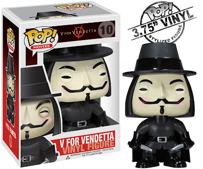 V for Vendetta Pop! Movies Vinyl Figure by Funko