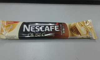Nescafe White Coffee Oh so creamy