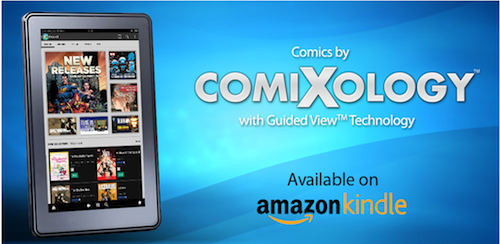 Amazon buys comiXology, amazon, comiXology, digital comics, e marketing, number 1 digital comics, digital comics,