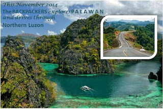 Palawan and Road Trip to Northern Luzon