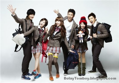 Pemain Dream High Korean Drama
