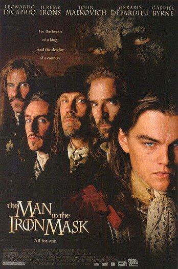 The Man in the Iron Mask (1998) คนหน้าเหล็กผู้พลิกแผ่นดิน - ดูหนังออนไลน์ | หนัง HD | หนังมาสเตอร์ | ดูหนังฟรี เด็กซ่าดอทคอม