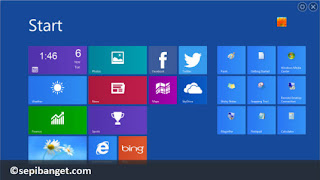 tema windows 8 mirip windows 8