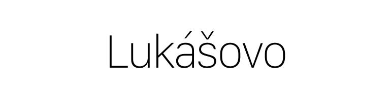 Lukášovo