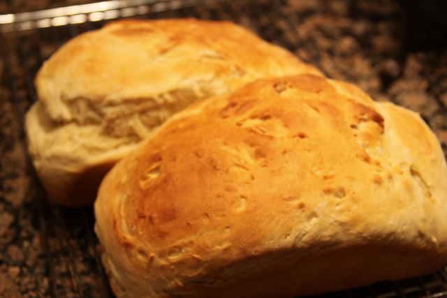 Recipes We Love: Amish White Bread
