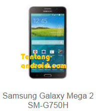 How to Root Samsung Galaxy Mega 2 Duos (BC-G750H)