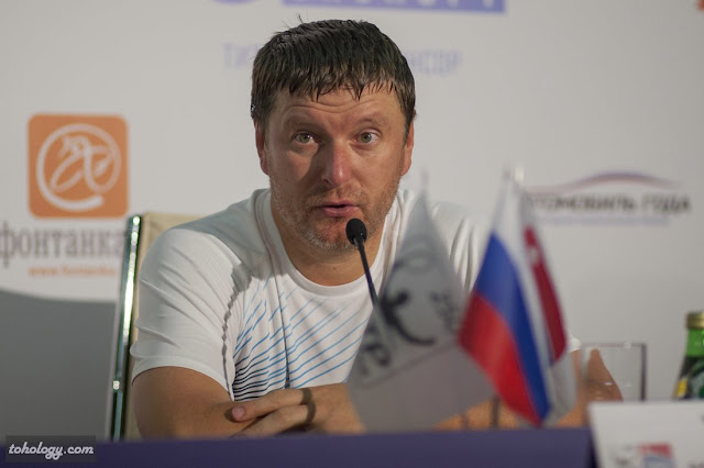 Evgeny Kafelnikov (Russia) // Евгений Кафельников (Россия)