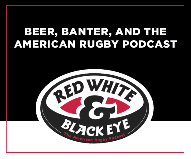 Red, White, & Black Eye Podcast
