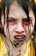 Zombie movies....