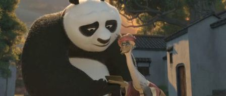 Kungfu Panda, China, Report Text