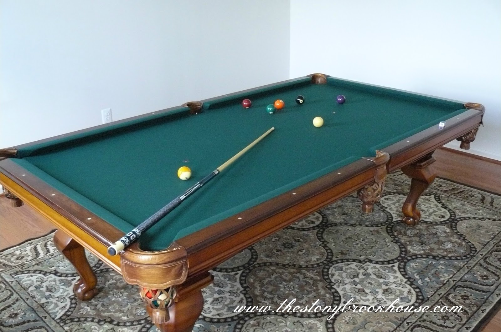 Pool Table Room Size