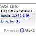 Tips Melangsingkan Alexa Rank pada Blog