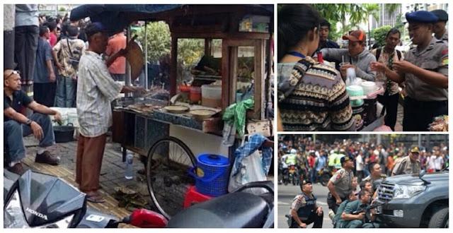 Ini Bukti Masyarakat Indonesia Tak Takut Teroris