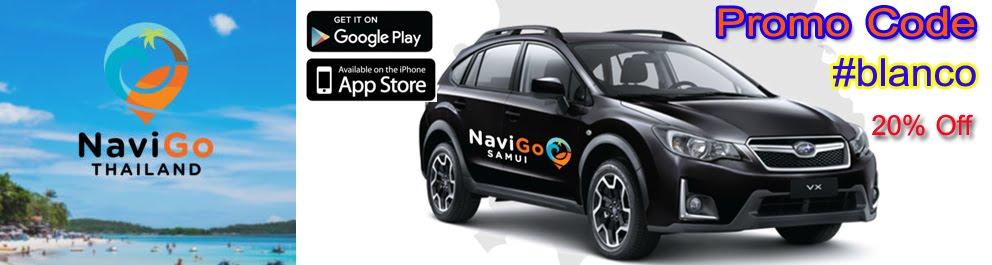 Navigo Samui (Navigo Thailand) Taxi Service in Koh Samui