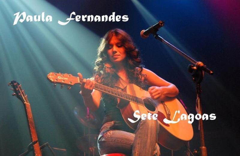 Paula Fernandes -  Sete Lagoas