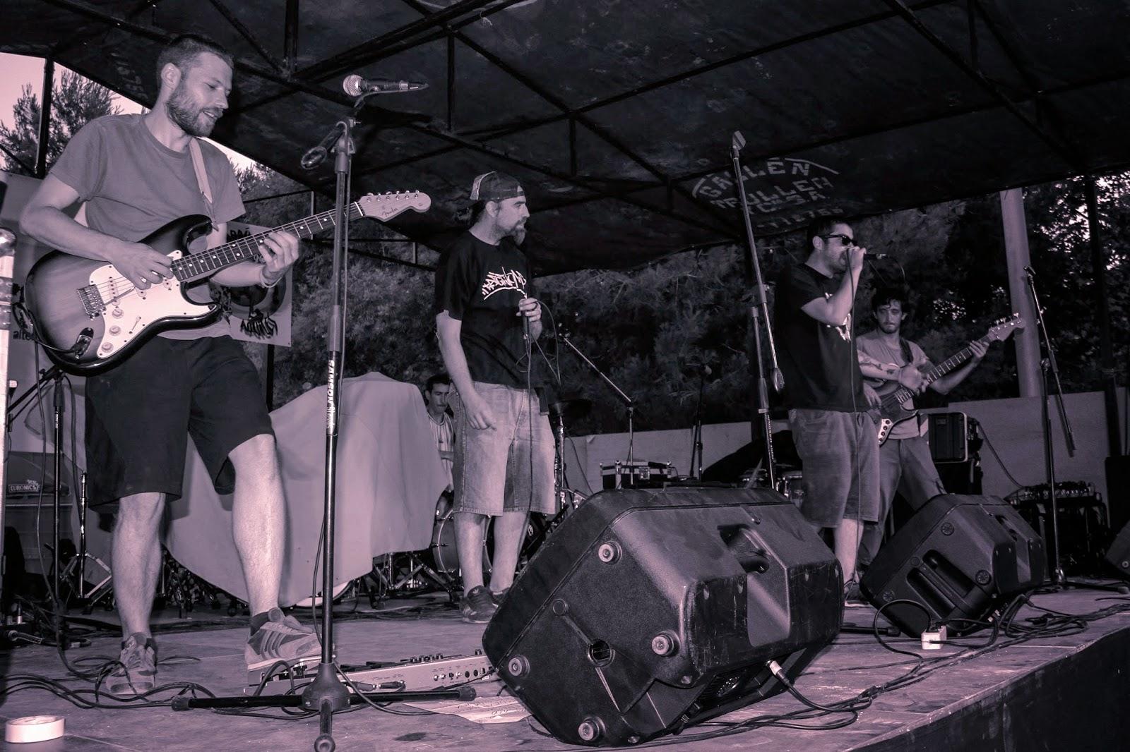 Rapgenoma foto promo 2014