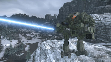 #7 MechWarrior Online Wallpaper