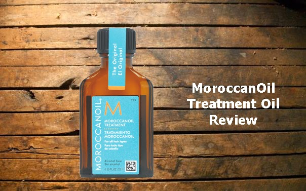 L.E.M Beauty Blog | Moroccanoil Treatment Oil