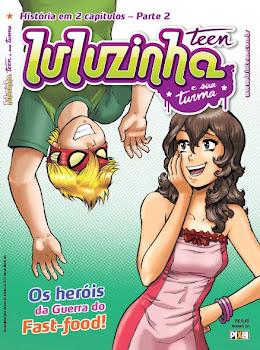 Edição Atual da Luluzinha Teen