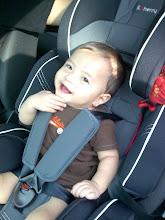 8 Months old Lil Irfan Ahmad