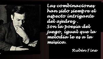 Reflexión de Rubén Fine