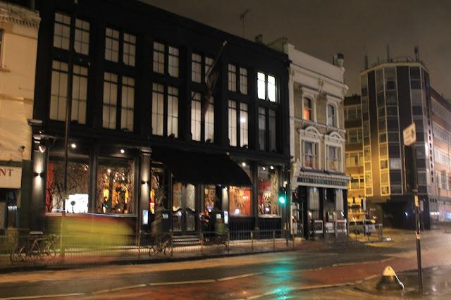 Brick Lane Londyn